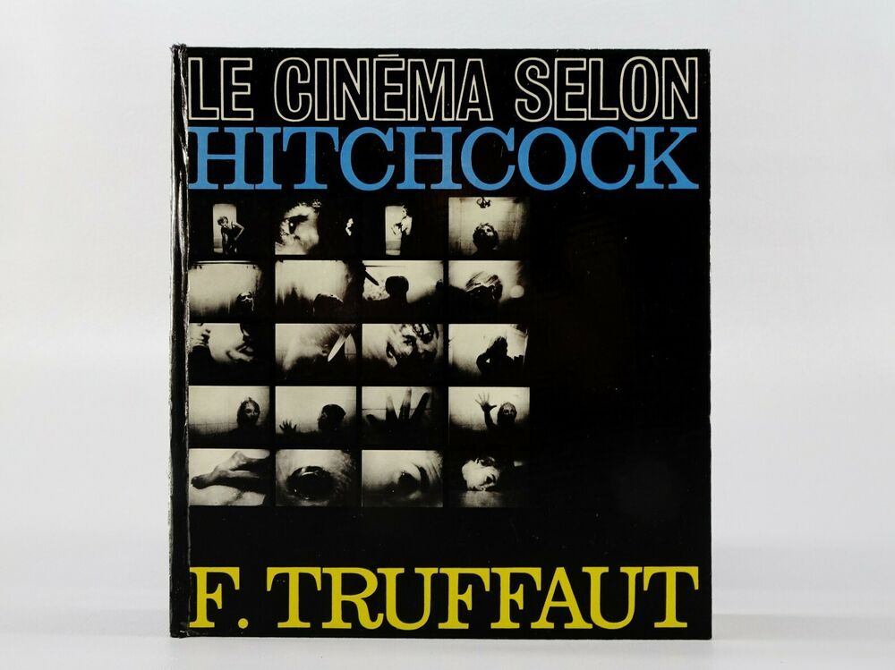 32+ Alfred hitchcock francois truffaut book information
