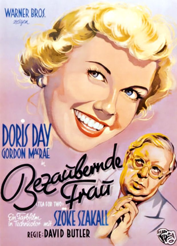 The Films of Doris Day - Tea For Two