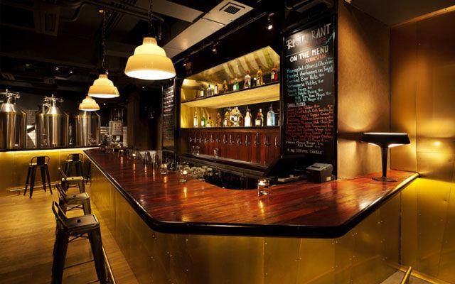 Ideas para decorar la barra de un bar | TO EAT | TO DRINK ...