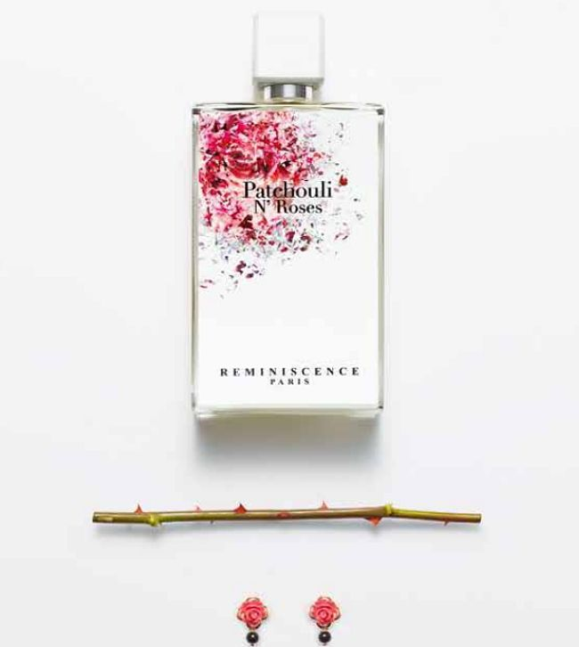 Reminiscence Patchouli N' Roses (2016) | Perfume packaging