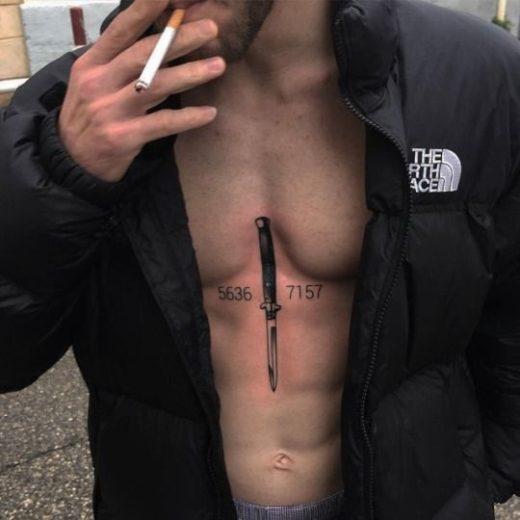 45+ coole Männer Tattoo Design-Ideen auf 2019 #ideisuper Tattoos sind ein fester Bestandteil …   – Nick