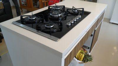 Bancada Cozinha Com Cooktop Ilha Cozinha Com Ilha Bancada Cozinha Bancada Para Fogao Cooktop