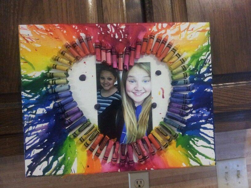 Crayola Craft Birthday Present For Bestfriends!