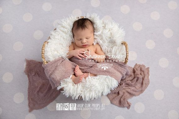 Flesh stretch wrap newborn photo props stretch baby wrap photo prop swaddling and hanging