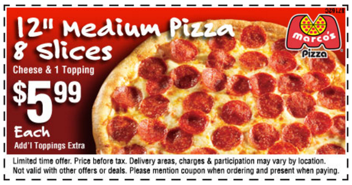 photo about Marco's Pizza Printable Coupons referred to as Marcos Pizza Coupon Codes Printable Coupon codes, Grocery