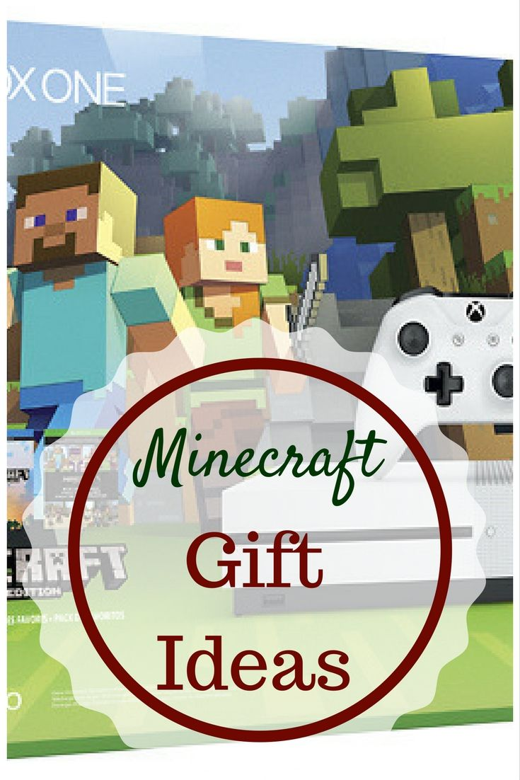 holiday gift idea minecraft products from best buy ad