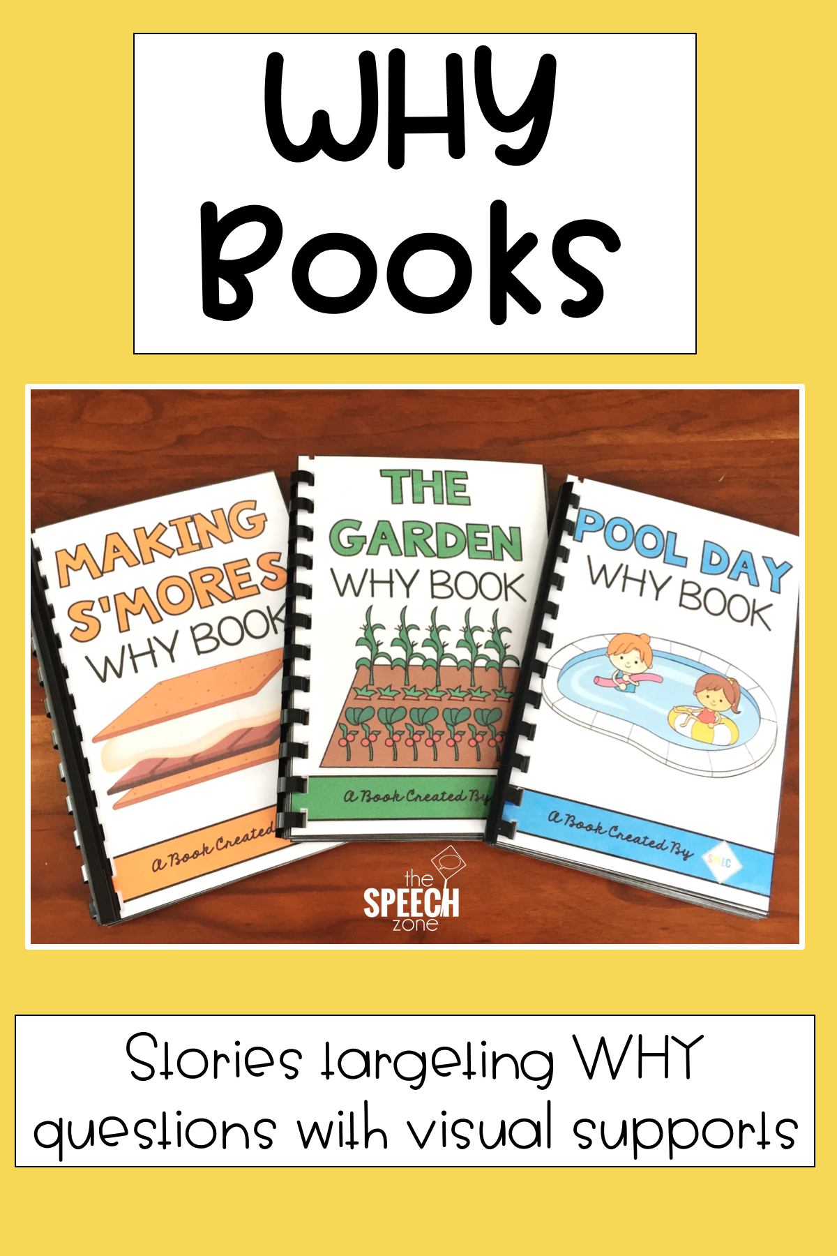 Answering Wh Questions Why Books With Images