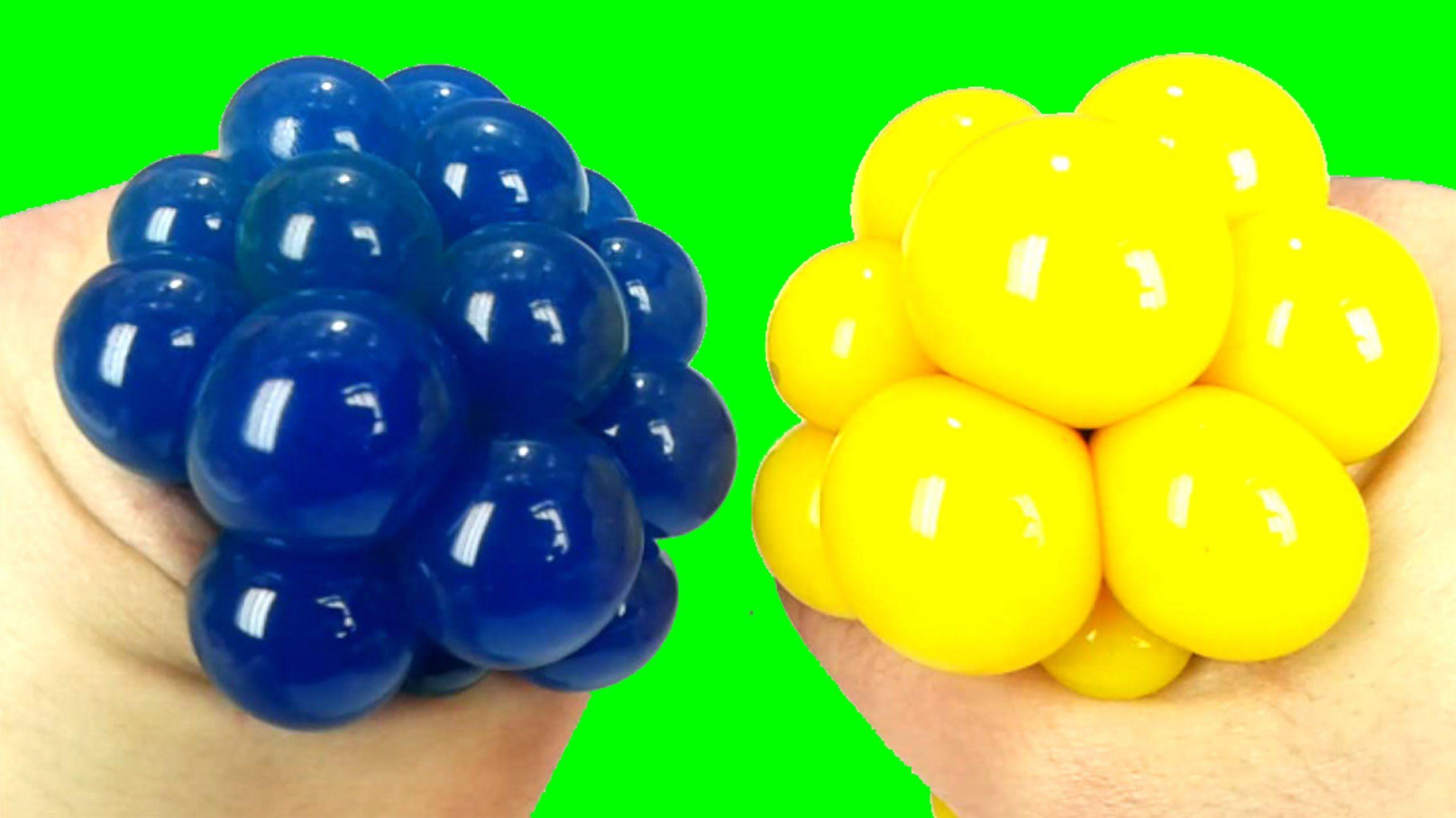 Squishy Ball Slime : Super Cool Squishy Balls ANTISTRESS Ball Blob Stretchys Ball SQUISHY Anti Stress Balls ...