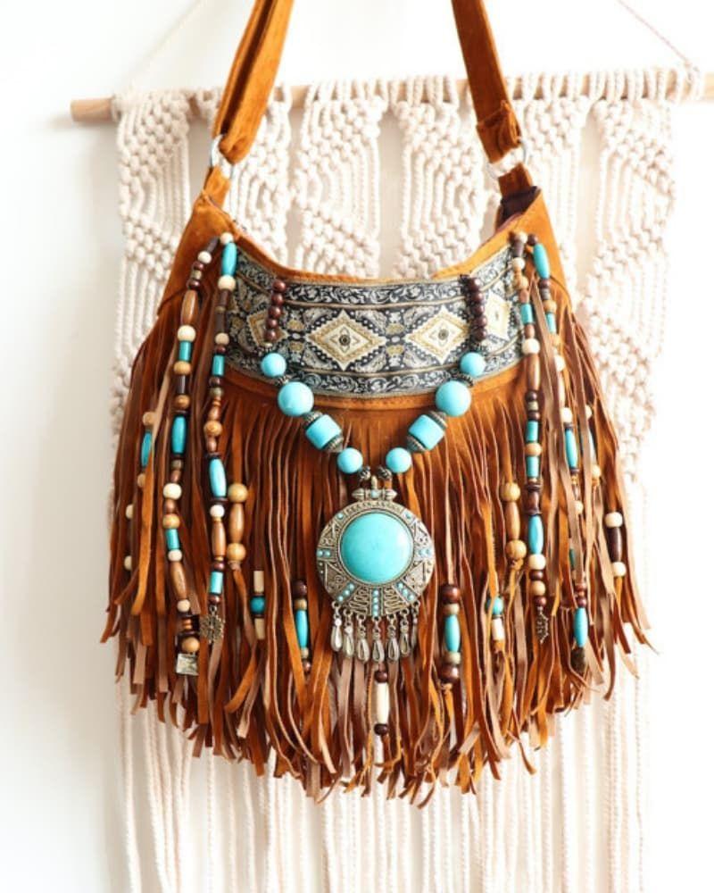 Customiza tus prendas y artículos de decoración al estilo Boho Chic