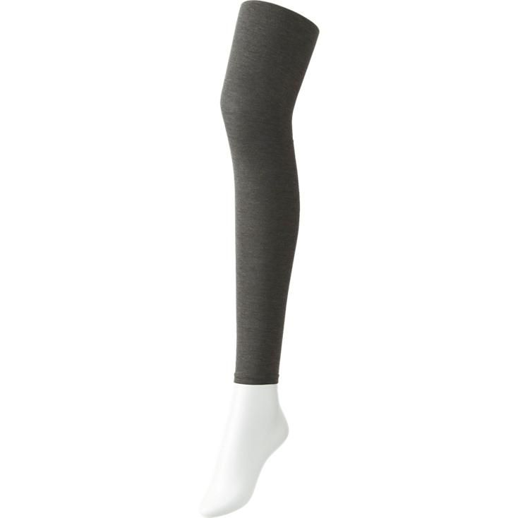 eedca0f3fded90 WOMEN HEATTECH LEGGINGS | UNIQLO Best for under running clothes and on  sale! Like the gray, black, olive, and navy!!