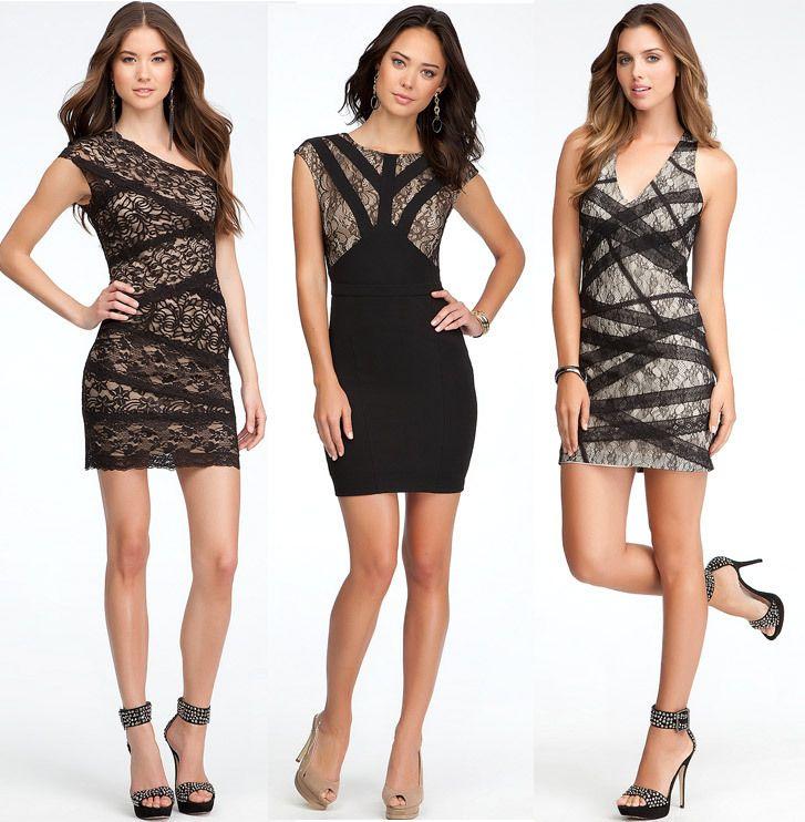 Hot Dinner Dresses