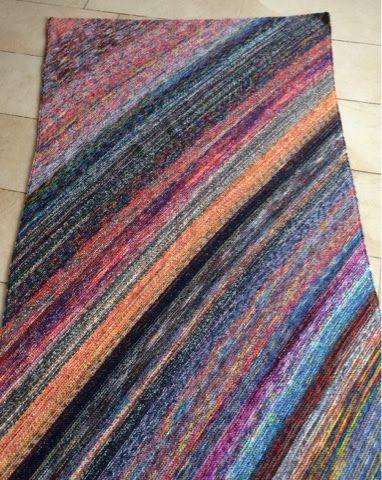 Photo of Diagonale Restedecke Nach 28 Tagen ist sie fertig. Die Decke ist 1,12 m x 2,00 m…
