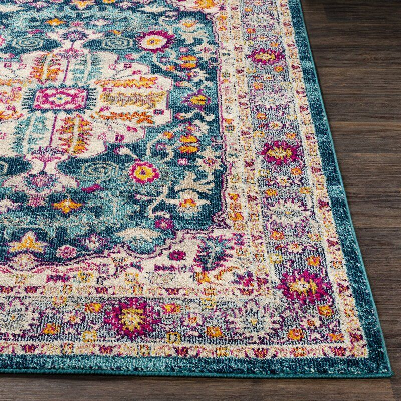 Bungalow Rose Haigler Purple Blue Area Rug Reviews Wayfair Rugs On Carpet Blue Area Rugs Rugs