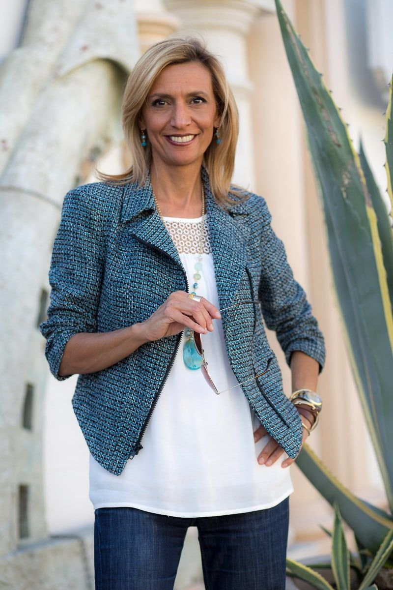 Jacket Society Womens Moto Jacket-2789