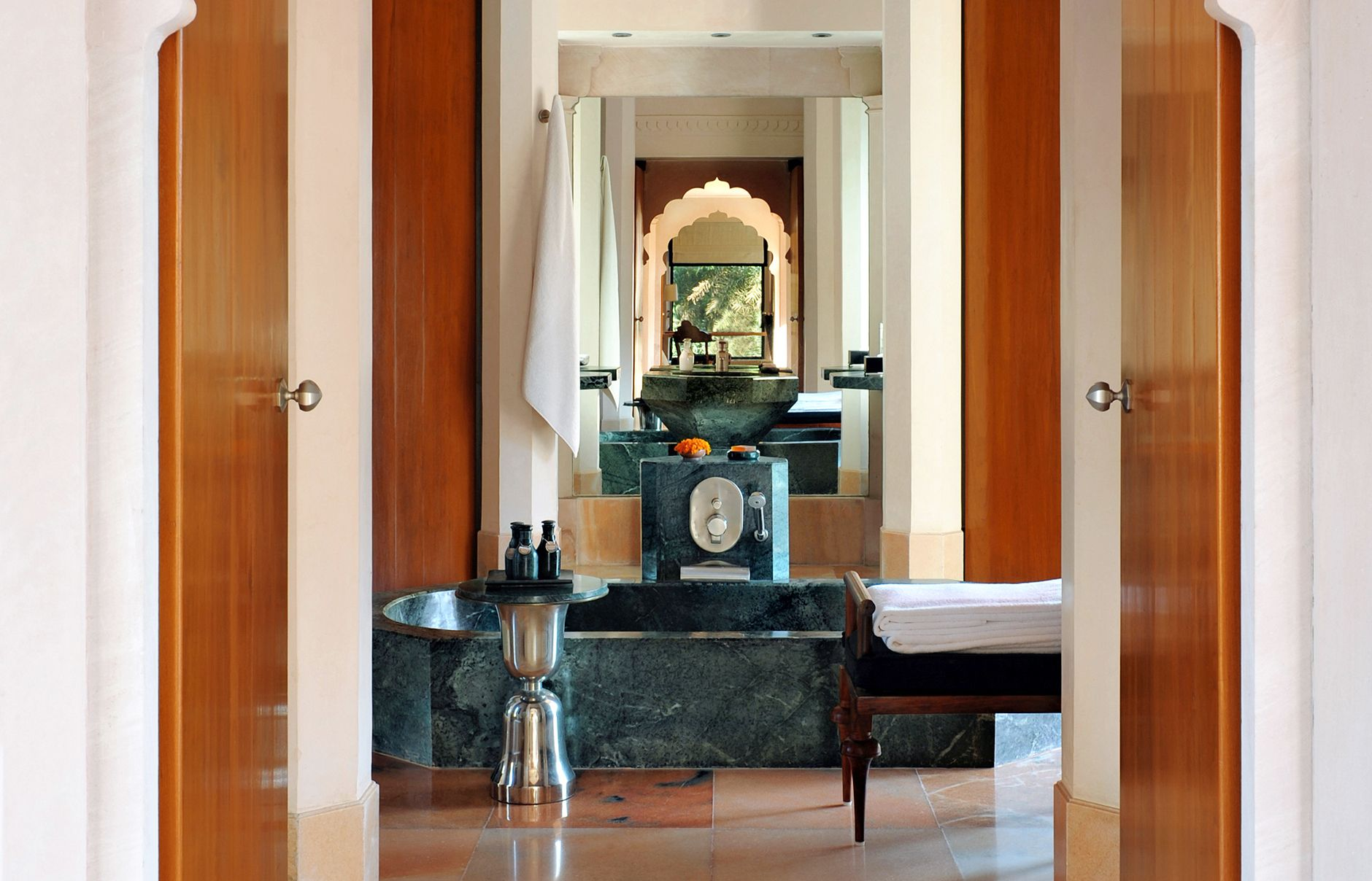 Amanbagh, Rajasthan, India • Luxury Hotel Review by ...