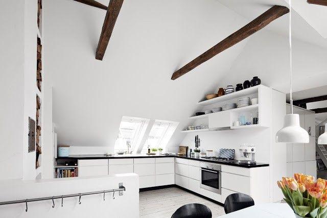 Kitchen Loft Kitchen Home Home Kitchens