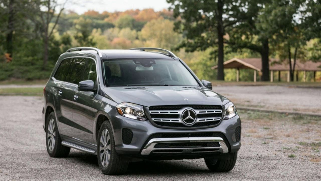 Amazing!!!...2018 Mercedes Benz GLS class OVERVIEW
