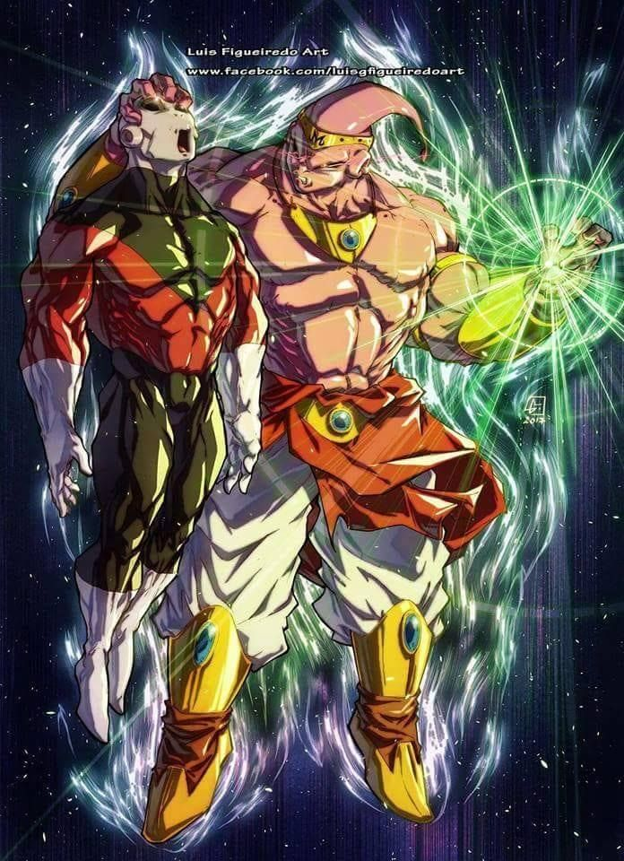 Pin by rich h on dragon ball dragon ball dragon ball gt - Dbz fantasy anime ...