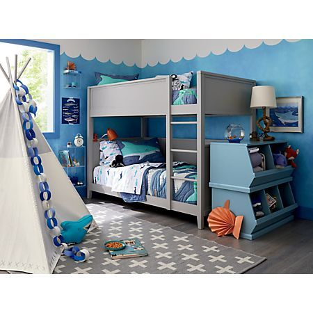 Twin Shark Quilt Reviews Crate And Barrel Bunk Bed Designs Twin Bunk Beds Big Boy Room