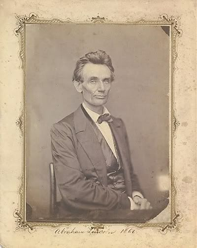 President Abraham Lincoln Born On February 12 1809 He Was Shot