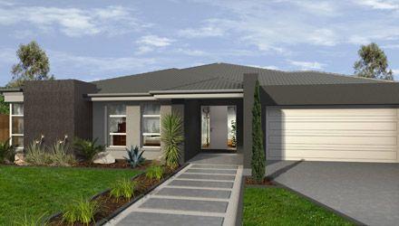 Imagenes de fachadas de casas de un piso sencillas casa for Fachadas de casas de un piso sencillas