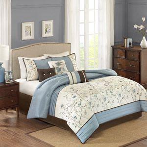 Better Homes And Gardens Ashlyn 7 Piece Comforter Bedding Set Decorating Pinterest