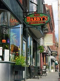 Darby S Restaurant Pub Belfast Me They Suggest You Make Reservations Sounds Like It A Pretty Good Place Then
