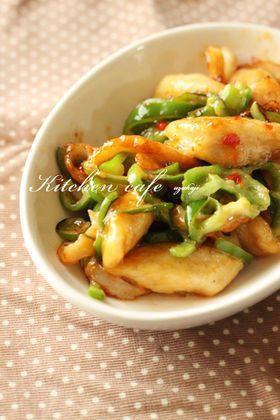 「「おかず」 鶏ささみのスイチリマヨ炒め」uzukaji   お菓子・パンのレシピや作り方【corecle*コレクル】