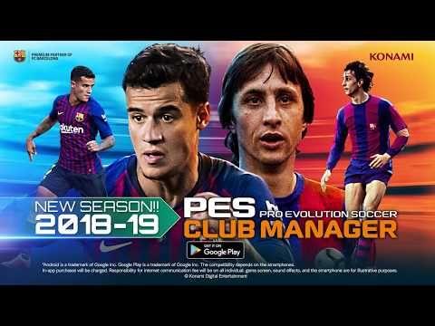 Pes club manager mod apk 2 1 0 | PES Club Manager APK MOD +