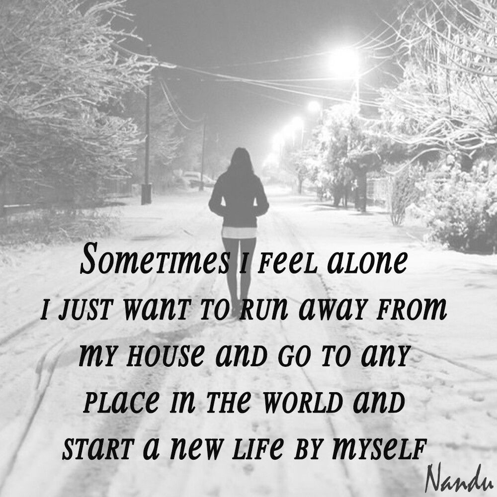 Pin by Nandu on Alone Quotes Alone quotes, Feeling alone