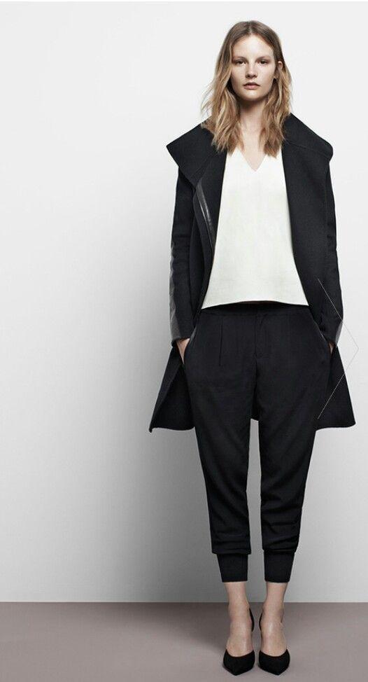 black & white | Minimalist fashion, Fashion, Style