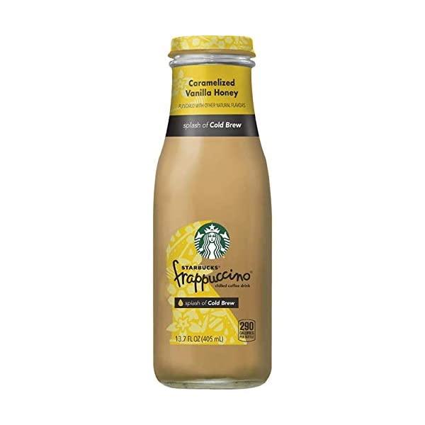Starbucks Frappuccino Bottled Coffee Drinks (Caramelized Vanilla Honey) - Your Coffee Corner