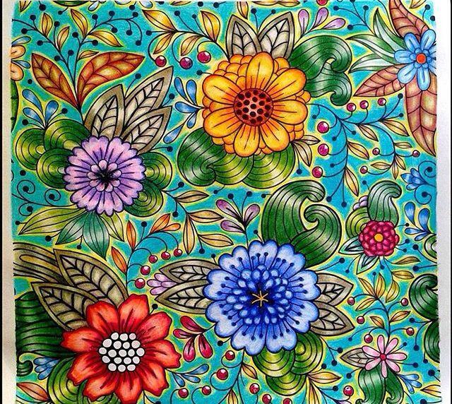 Colorindo inspiration