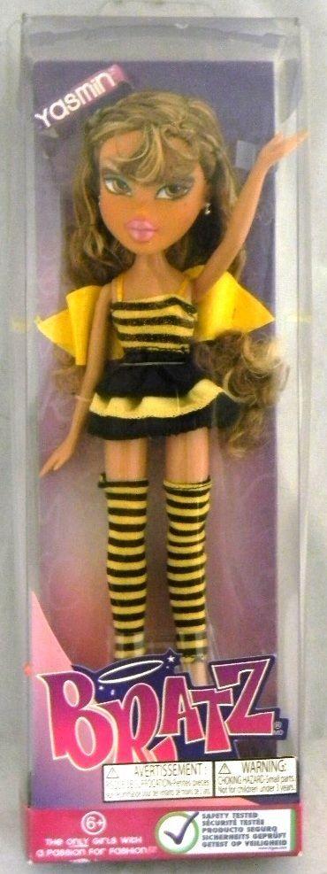MGA Entertainment Bratz Yasmine Doll Bumble Bee Costume
