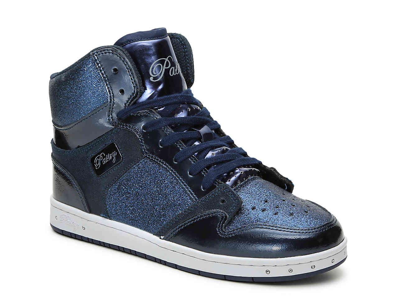 Glam Pie High Top Sneaker | Womens high top shoes