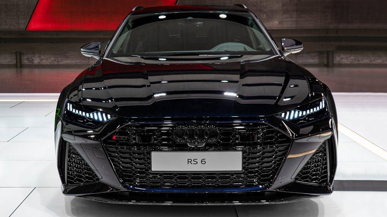 Audi RS6 (2020) Avant Wild Sports Wagon! in 2020