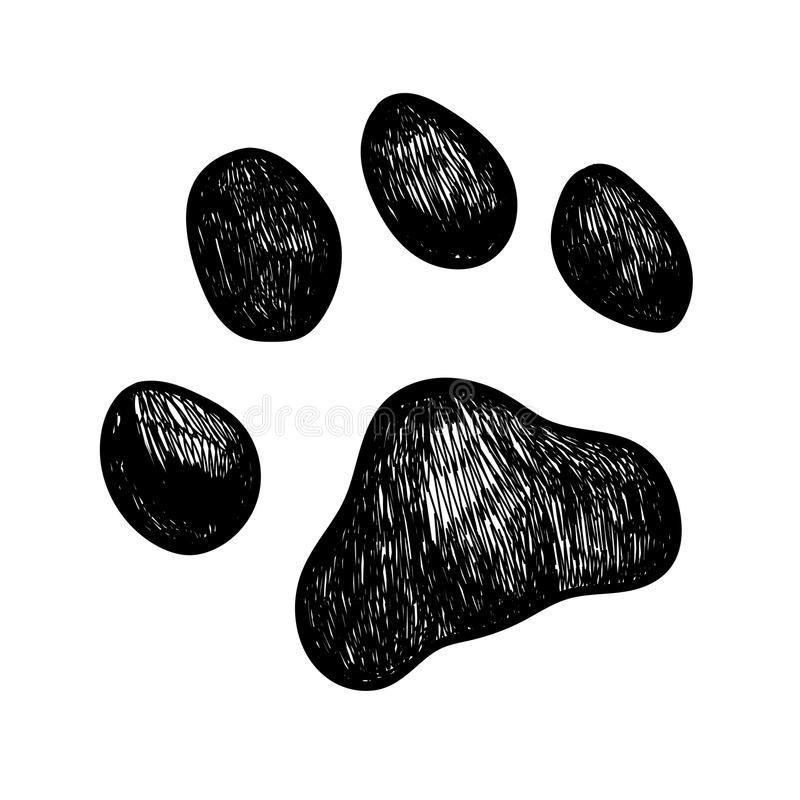40+ Dog paw clipart vector ideas