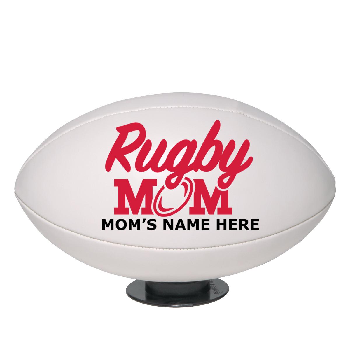 Rugby Mom Ball In 2020 Rugby Mom Rugby Ball Rugby