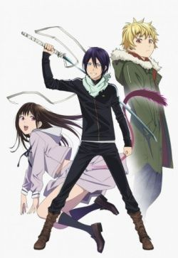 Noragami Or Stray Gods Genre Action Adventure Fantasy Romance Supernatural Yato Is A Minor God With Zero Followers Until He Rescues Certain Girl
