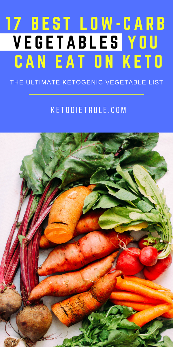 Keto Vegetables 17 Best LowCarb Veggies You Can Eat on a