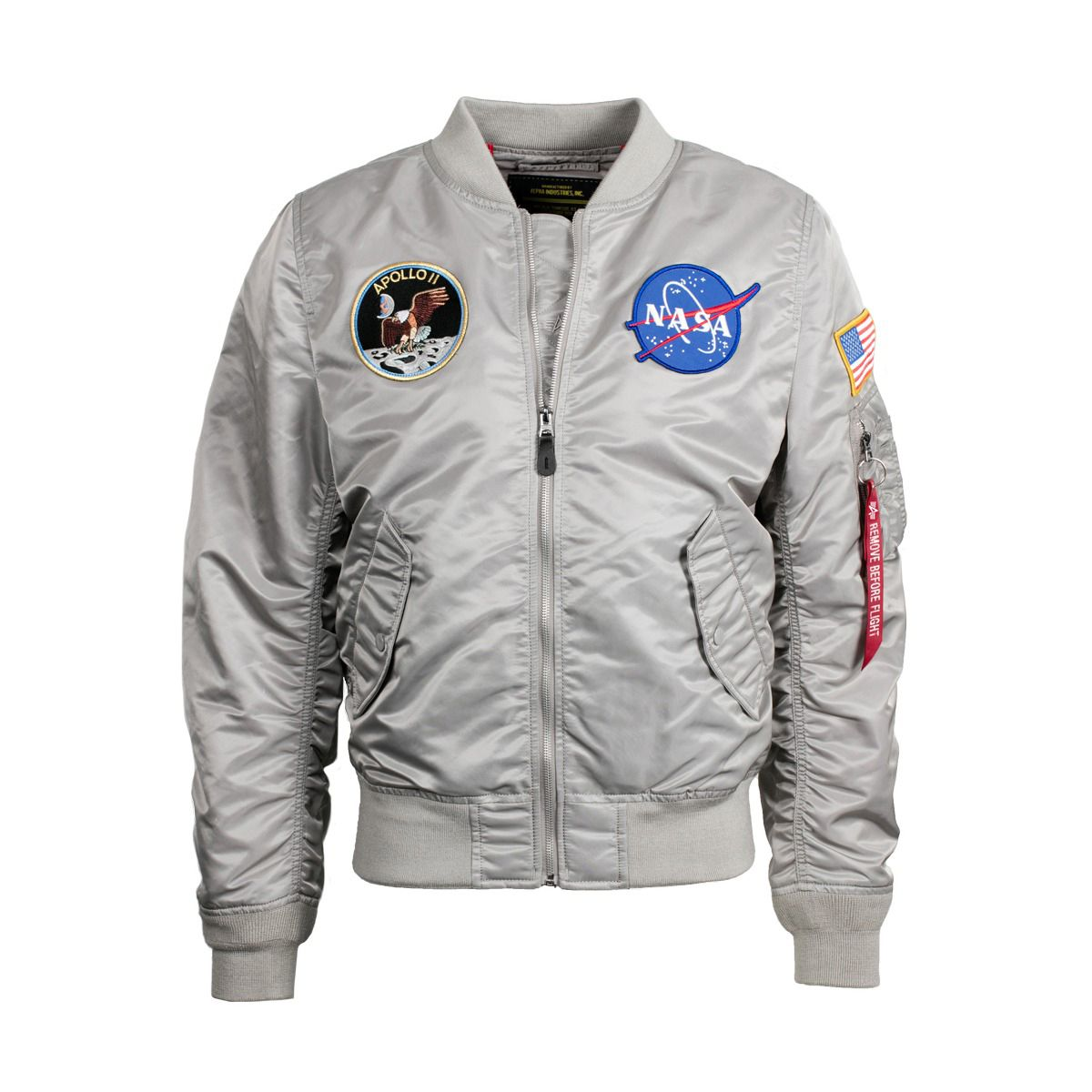 L2B APOLLO BOMBER JACKET Mens flight jacket, Bomber