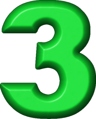Presentation Alphabets Green Refrigerator Magnet 3 Alphabet And Numbers Happy Birthday Template Alphabet