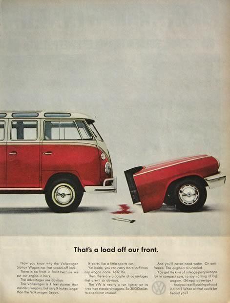 VW Bus Load