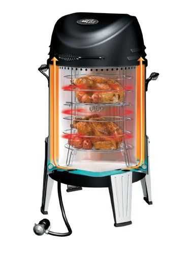 lowe's infrared turkey cooker | char-broil big easy tru infrared