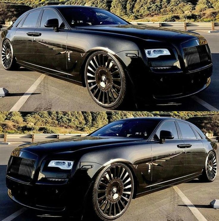 Beautiful Custom Rolls Royce Ghost