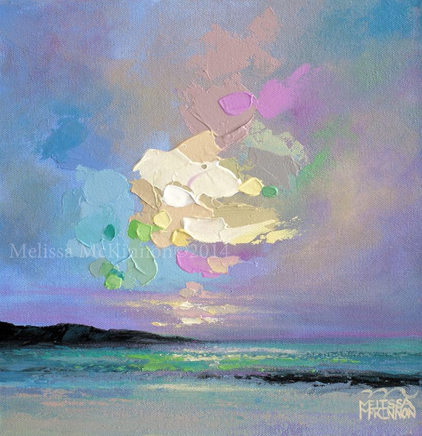 Sold Several Paintings From The Vina Del Mar Chile Plein Air Collection Colourful Abstract Beach Ocean Sky Paintings On Canvas By Canadian Artist Meliss Painting Gallery Art Art Painting