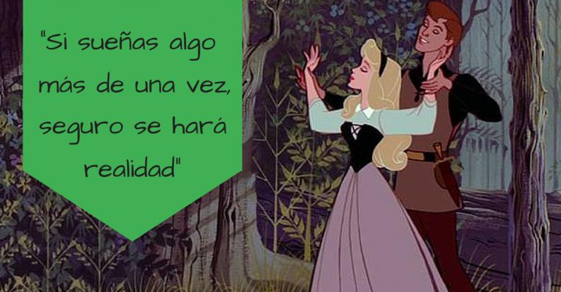 Todas Hemos Crecido Mirando Historias Inspiracionales De Disney Y Solo Por Ser Grandes Frases De Amor De Disney Frases Inspiradoras De Disney Frases Princesas