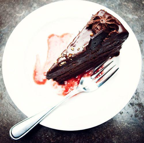 Wedding photography desert chocolate cake food shots close up
