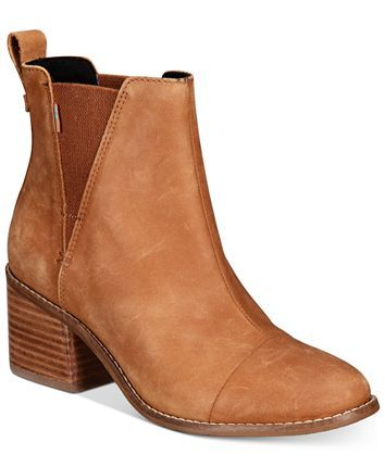 TOMS Women's Esme Booties & Reviews - Boots - Shoes - Macy's #booties