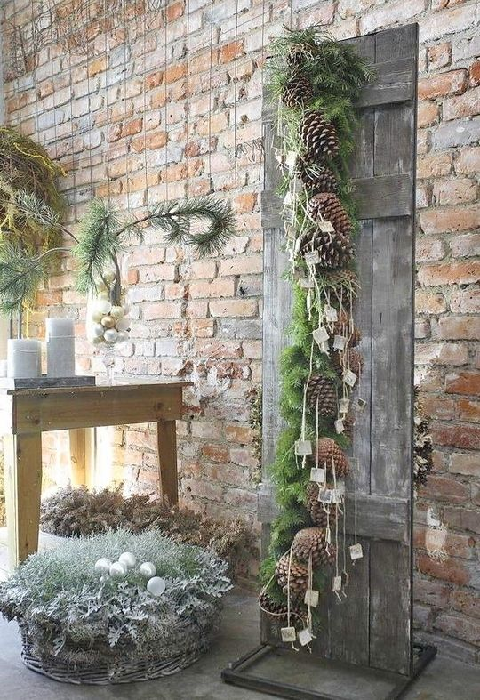 Outdoor Christmas decor theme happy new year Pinterest - christmas decorations for outside